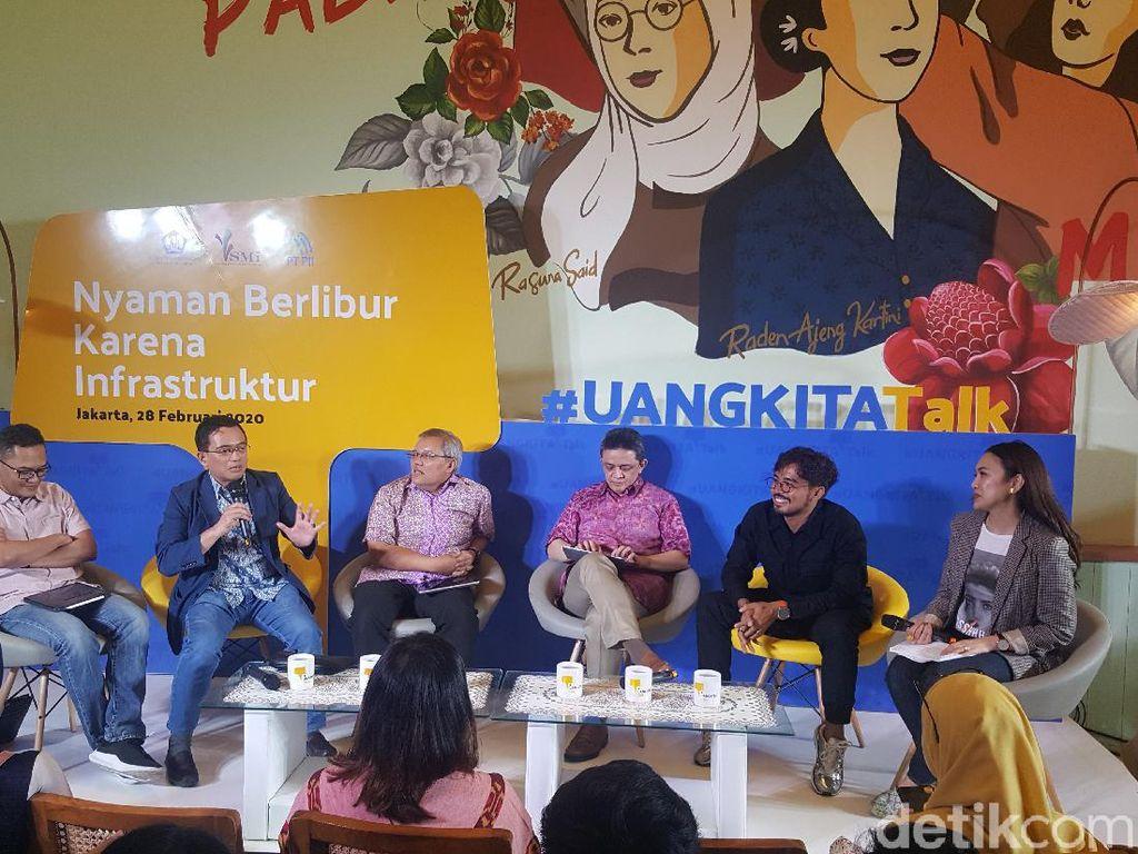 Dongkrak Wisatawan Milenial, Infrastruktur Diperbaiki, Dong