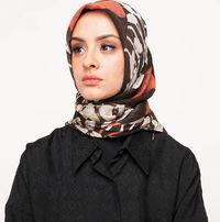5 Model Hijab Rancangan Desainer Indonesia Di Bawah Rp100 Ribu
