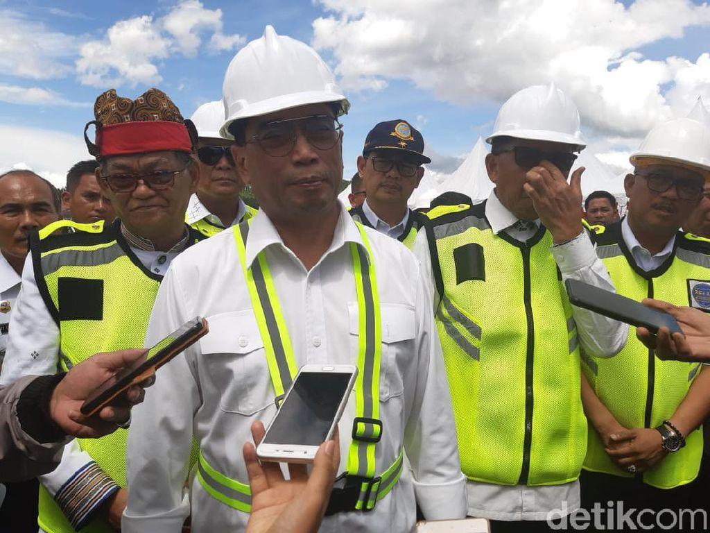 Bandara Buntu Kunik Tana Toraja Dikebut Operasi Mei