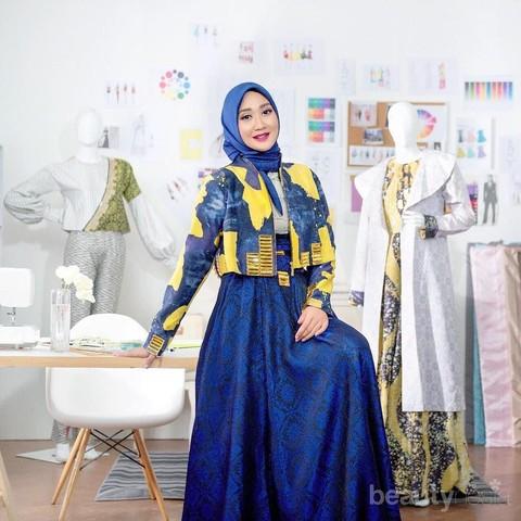 Inspirasi Tampil Dengan Model Baju Gamis Batik Di Berbagai Acara