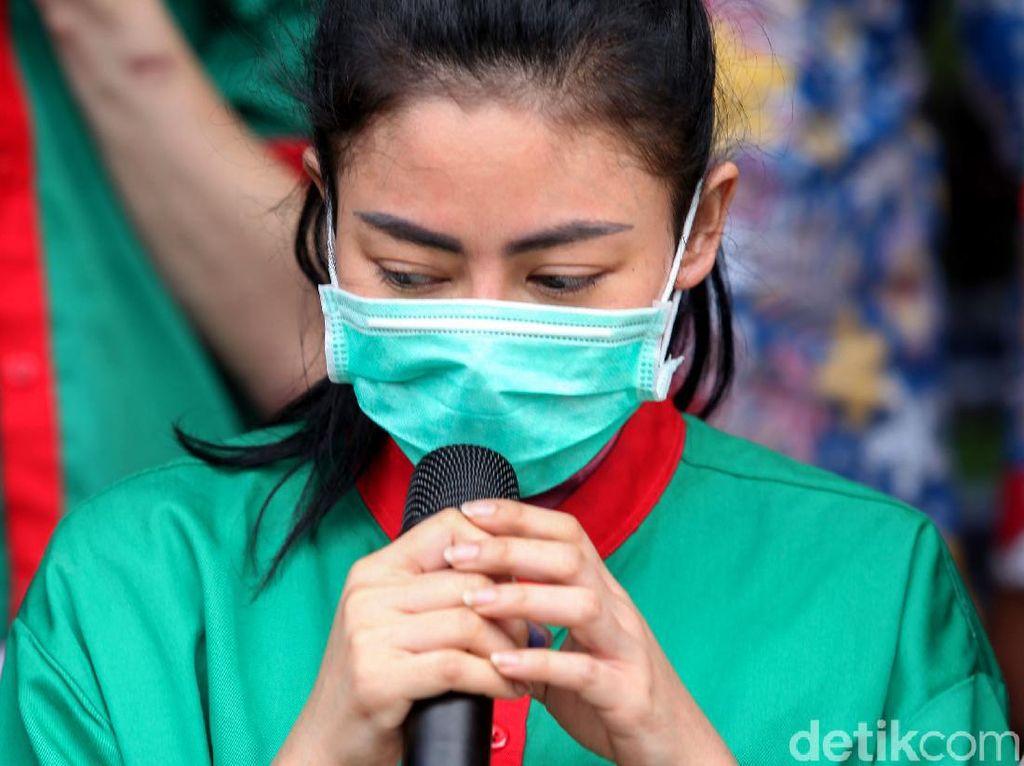 Sidang Perdana Kasus Narkoba Vitalia Sesha Digelar 10 Juni
