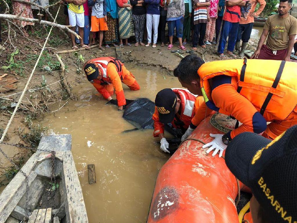 Tenggelam Saat BAB di Sungai Batanghari Jambi, Munif Ditemukan Tewas