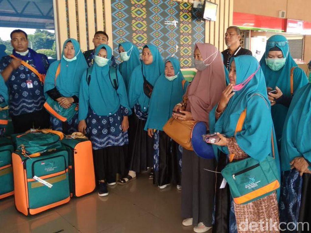 Puluhan Jemaah Asal Palembang Batal Umroh Kembali Usai Tertahan di Malaysia