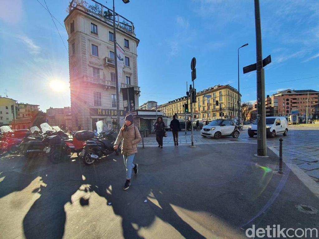 Masker dan Pembersih Tangan Langka di Kota Milan, WNI Minta Bantuan