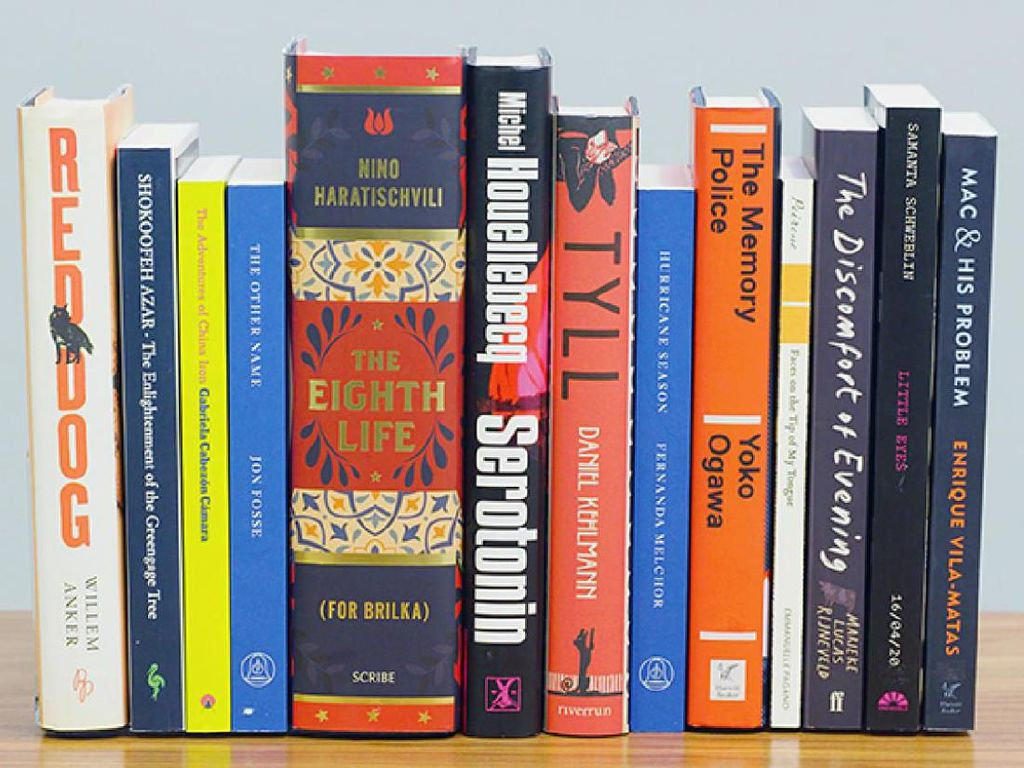 Ini 13 Penulis Nominasi Man Booker International Prize 2020