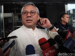 Intip Garasi Ketua KPU Arief Budiman yang Dipecat DKPP