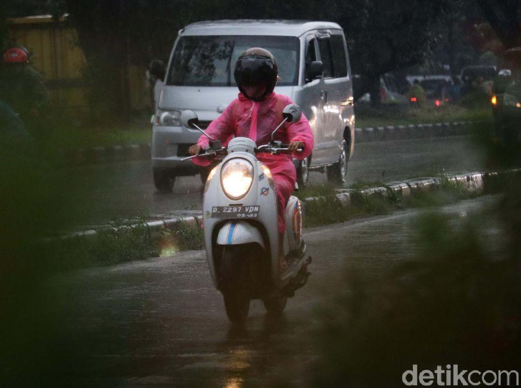 Cek di Sini! Wilayah Yogya yang Diguyur Hujan Hari Ini