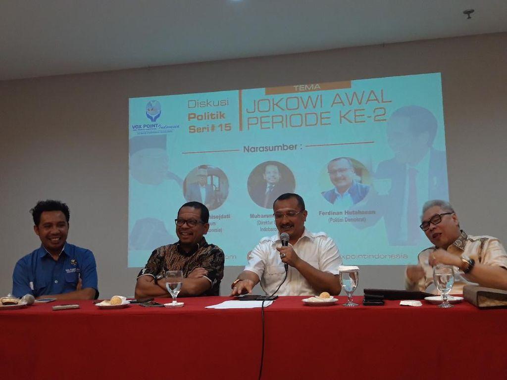 Indo Barometer Jelaskan Prabowo Menang di Survei: Banyak Orang Kenal