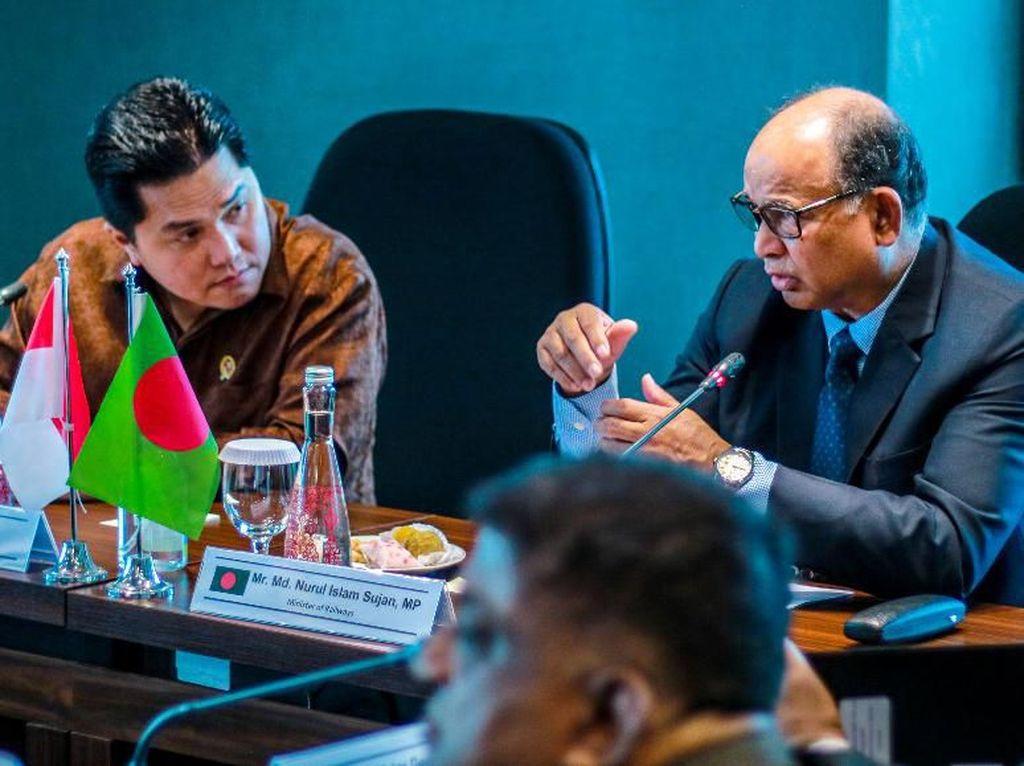 Bangladesh Ajak RI Garap 1.000 Gerbong Kereta
