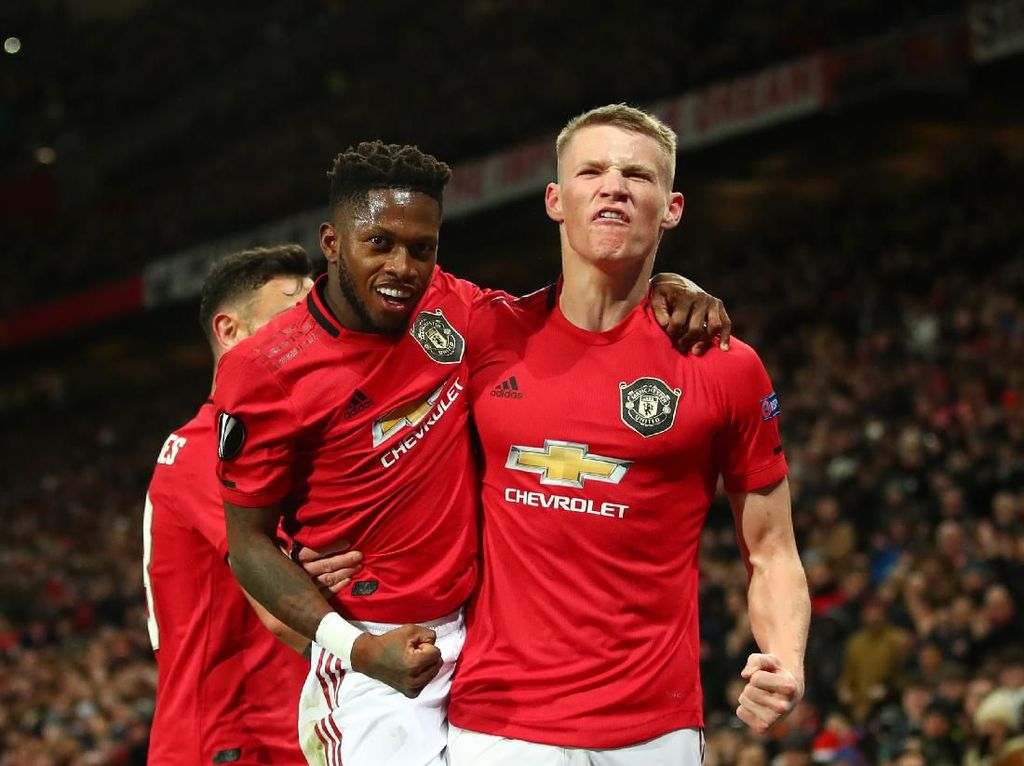Man Utd vs Club Brugge: 8 Fakta di Balik Pesta Gol Setan Merah