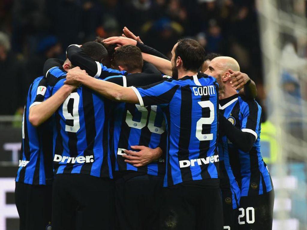 Serie A Berat, Inter Kejar Coppa Italia Saja