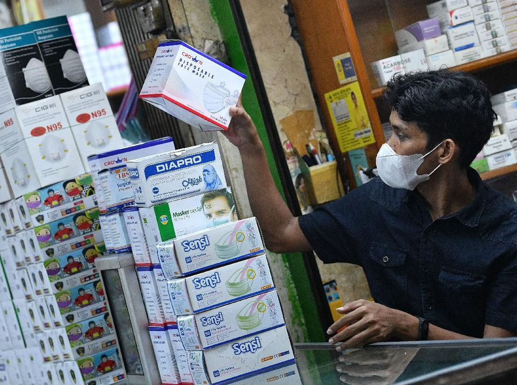 Sanksi Ekspor Masker: Penjara 5 Tahun dan Denda Rp 5 M!
