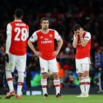 Kalah Agregat, Arsenal Tersingkir dari Liga Europa