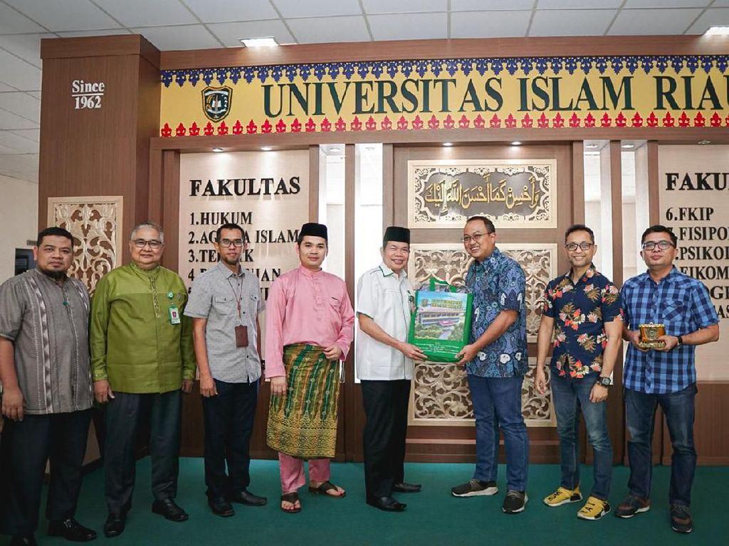 Pertamina Tawarkan Pelatihan Wirausaha buat Mahasiswa Riau