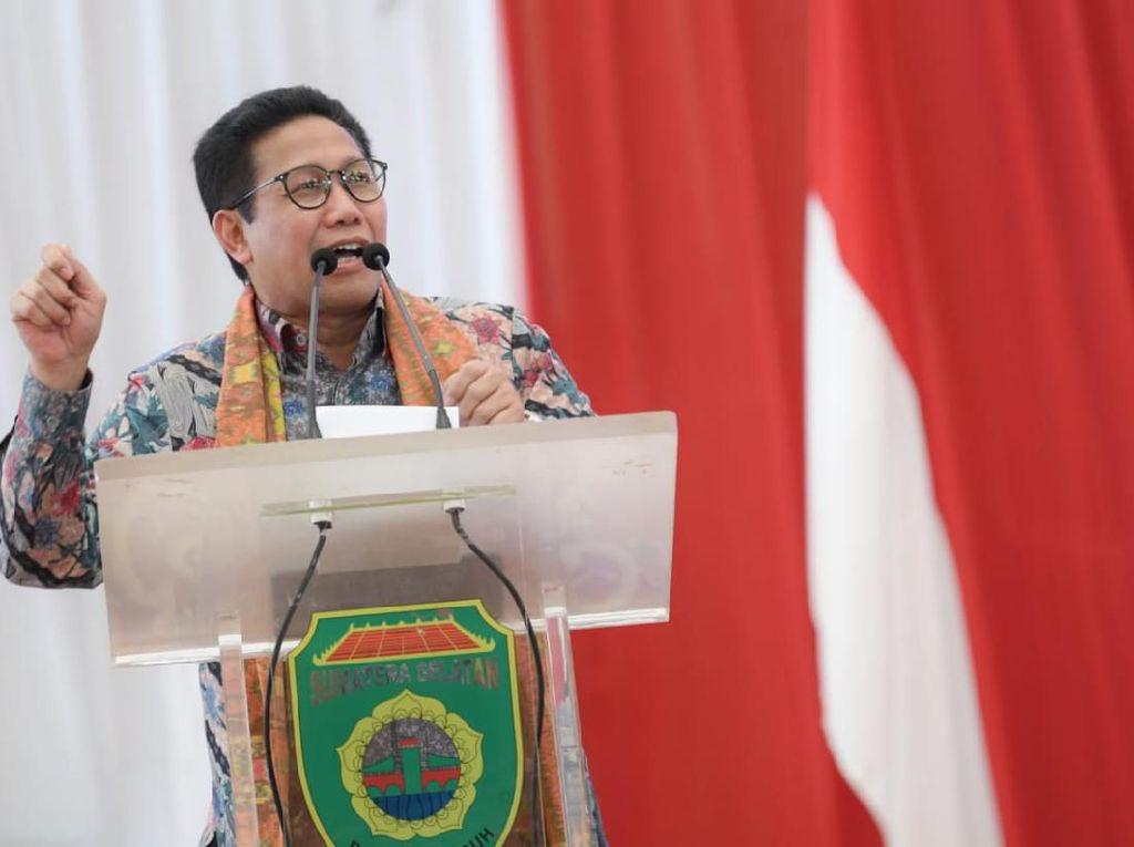 Sesuai Arahan Jokowi, Mendes Imbau Dana Desa Dipakai Padat Karya