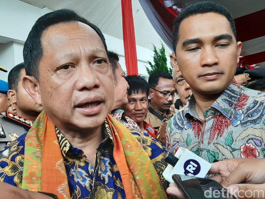 Tito Minta Kades Tak Langsung Dipidana Jika Salah Administrasi Dana Desa