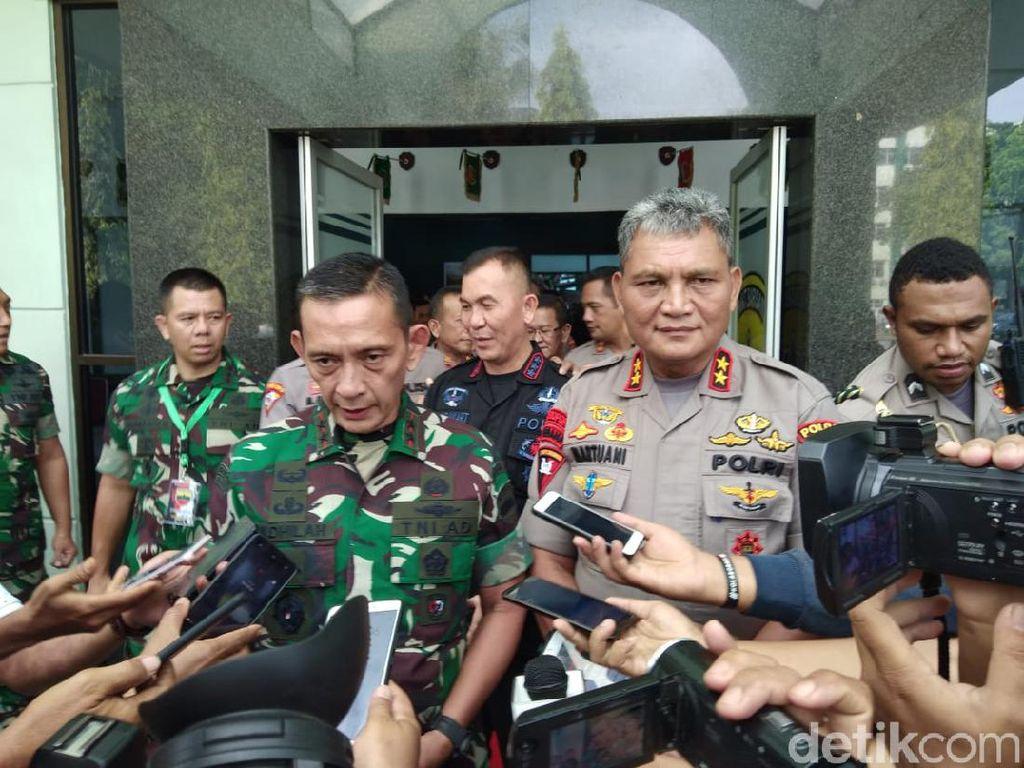 Oknum TNI Diduga Rusak Polsek di Taput, Pangdam Pastikan Ada Sanksi