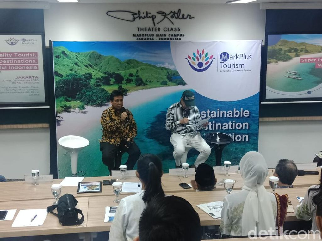 Pariwisata Berkualitas Jadi Target Baru Pariwisata Indonesia