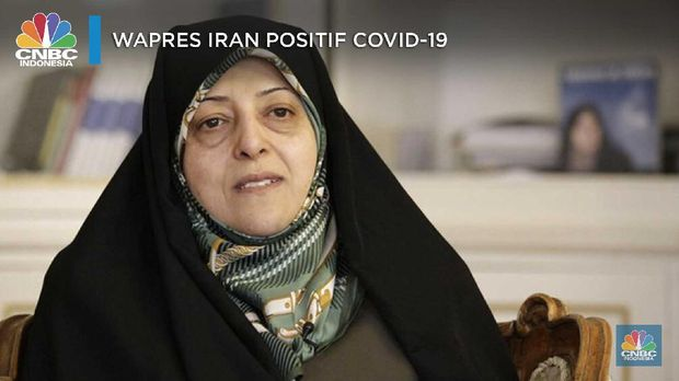 Duh, 23 Anggota Parlemen Iran Kena Corona