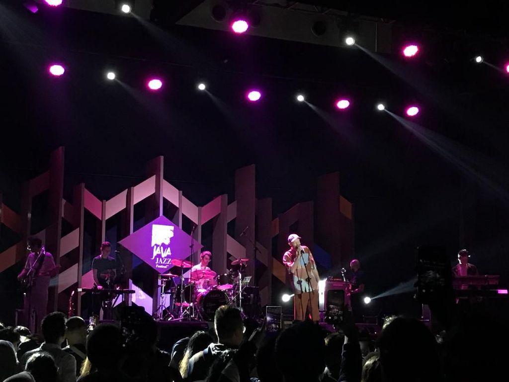 Bergoyang Santai Bersama PREP di BNI Java Jazz Festival 2020
