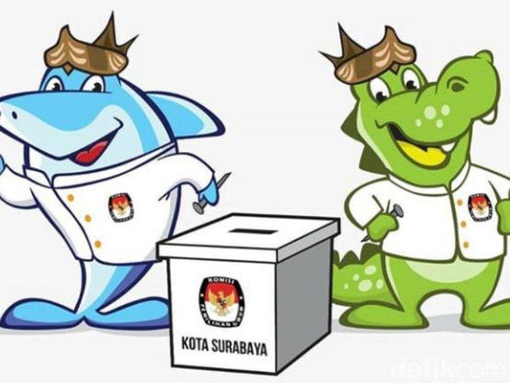 Tiga Partai ini Buka Peluang Bentuk Poros Baru di Pilwali Surabaya?
