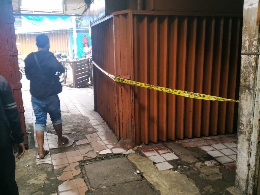 Korban Penembakan Perampok di Tamansari Petugas Kebersihan Pasar Pecah Kulit