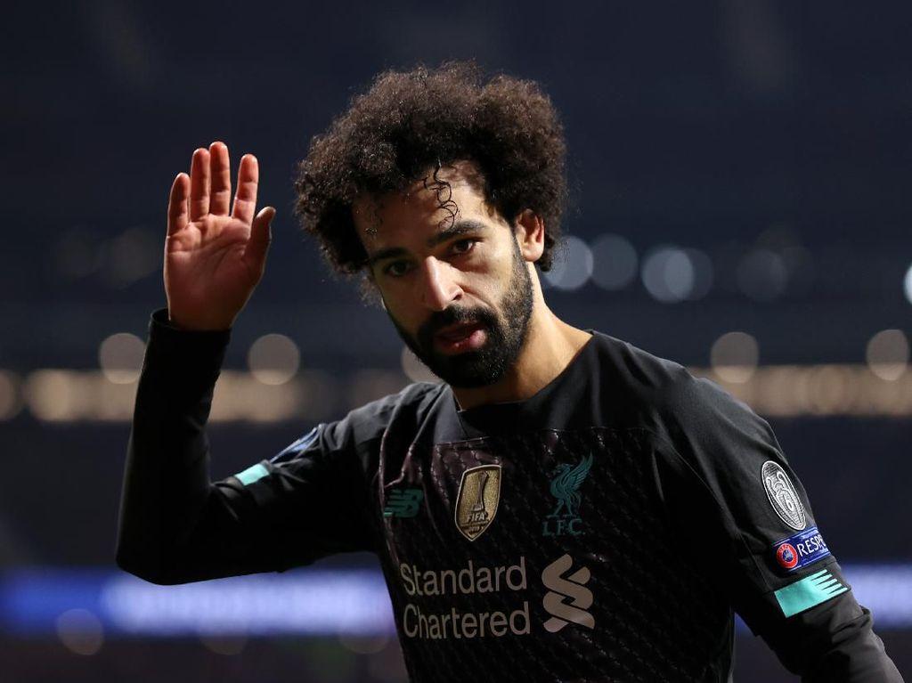 Salah Disarankan Bertahan di Liverpool, Agar Tak Seperti Hazard