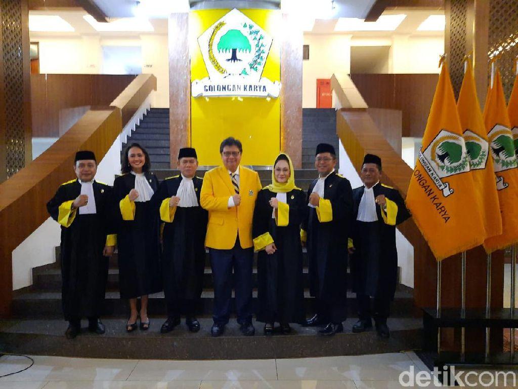 Mahkamah Golkar Kembalikan Ketua DPD Sinjai-Gowa yang Dicopot Nurdin Halid