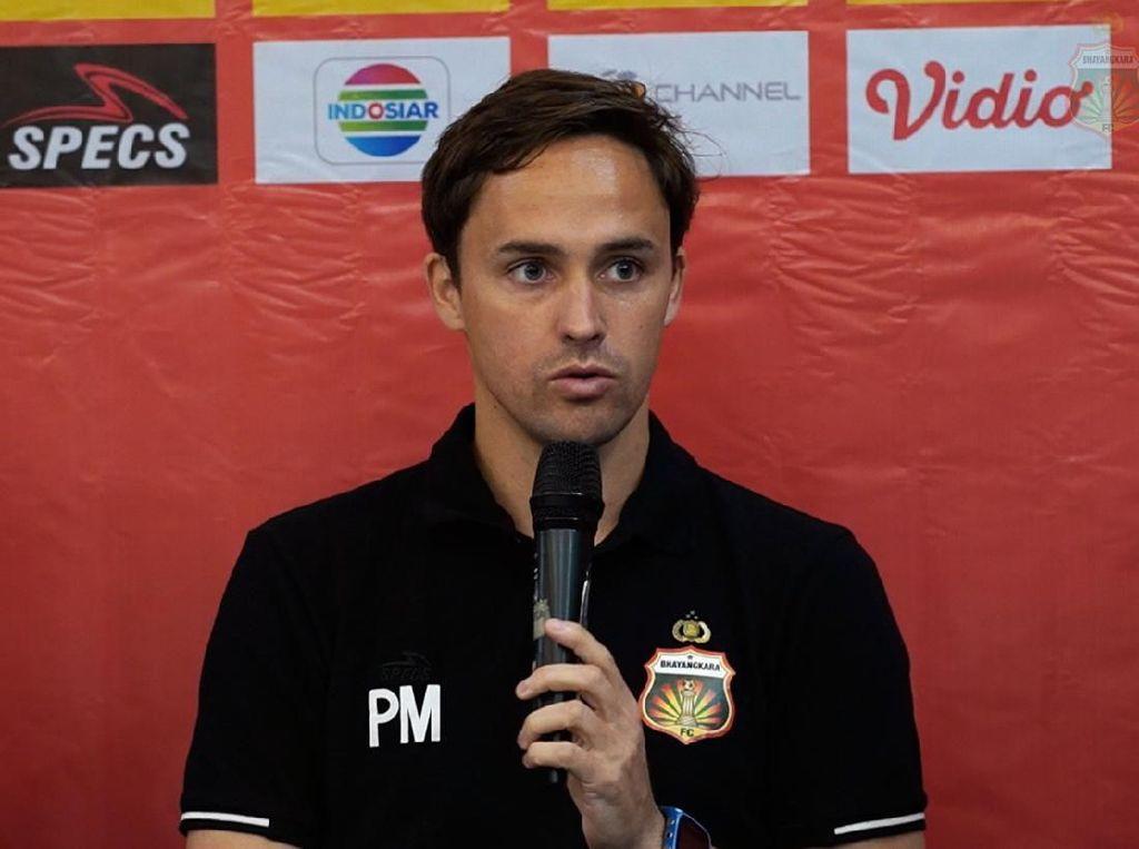 Bhayangkara FC Tak Tahu Banyak tentang Persiraja