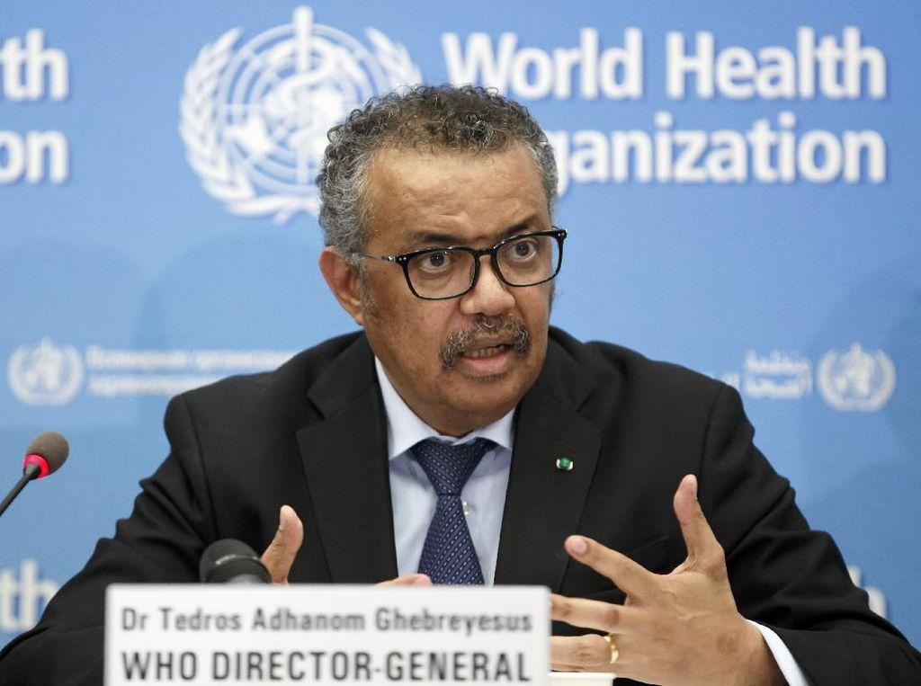 Dirjen WHO Harap AS Pertimbangkan Kembali Keputusan Keluar dari WHO