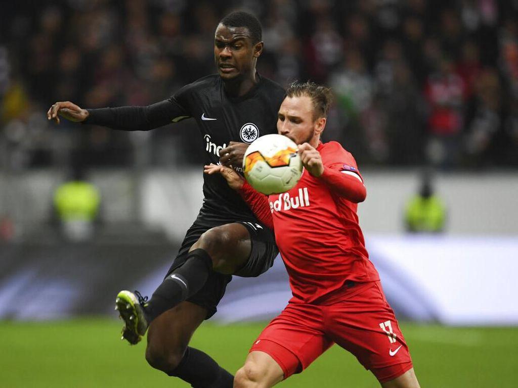 Liga Europa: Ada Badai, Duel Salzburg Vs Eintracht Frankfurt Ditunda