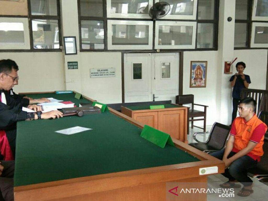 Tok! Mafia Narkoba dari Palembang Digenapkan Hukumannya Jadi 32 Tahun Bui
