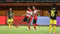 Madura United Vs Barito Putera: Sapeh Kerrab Menang 4-0