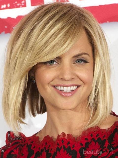 Tips Potongan Rambut Pendek Untuk Kamu Pemilik Wajah Kotak