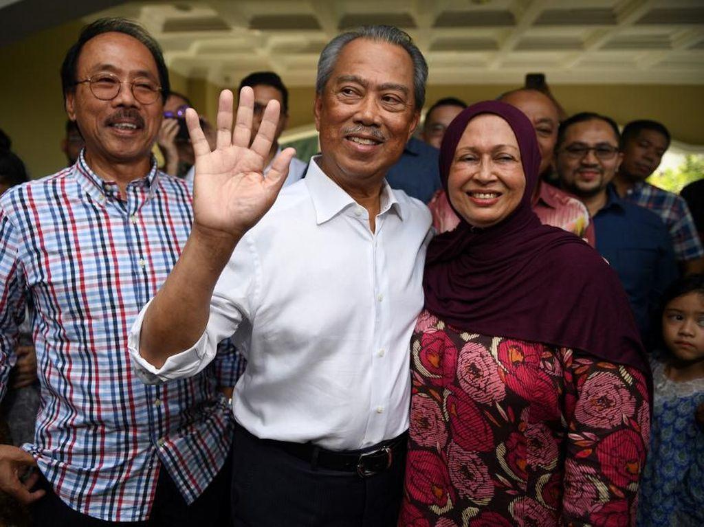Jadi PM Baru Malaysia, Muhyiddin Yassin Akan Dilantik 1 Maret