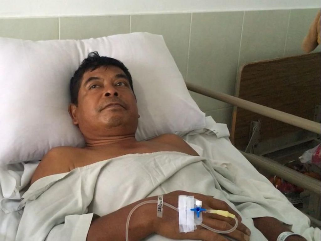 Cerita Burhan, Korban Tembak Perampok Toko Emas di Tamansari Jakbar