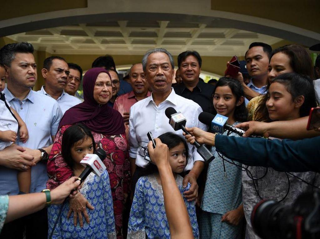 Jadi PM Baru Malaysia, Ini Profil Muhyiddin Yassin