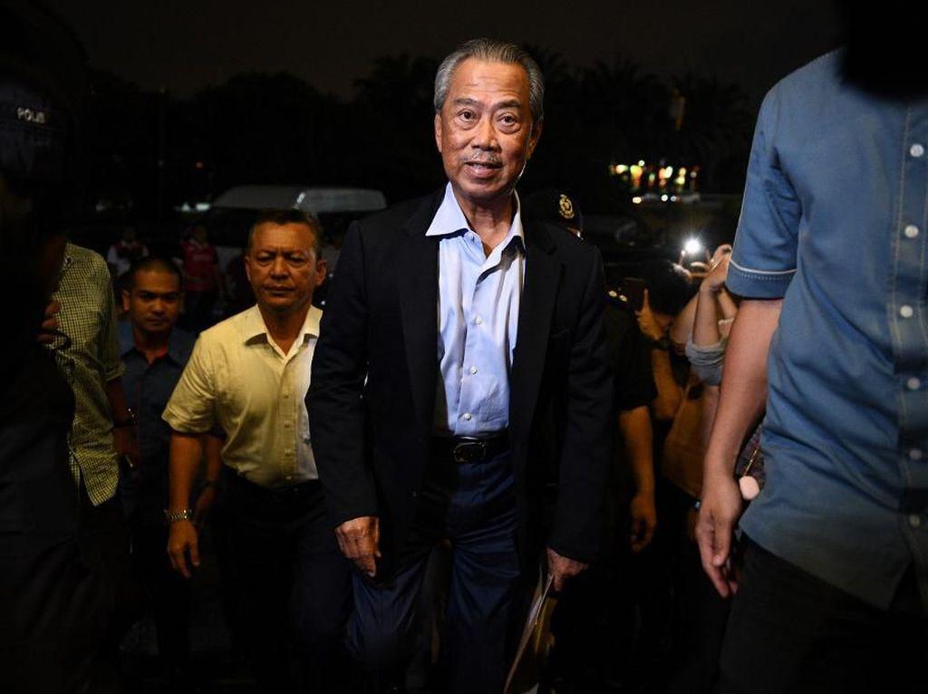 Muhyiddin Yassin Ditunjuk Jadi PM Baru Malaysia