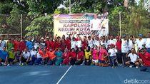 Kapolres Kediri Kota Cup 2020 Dibuka