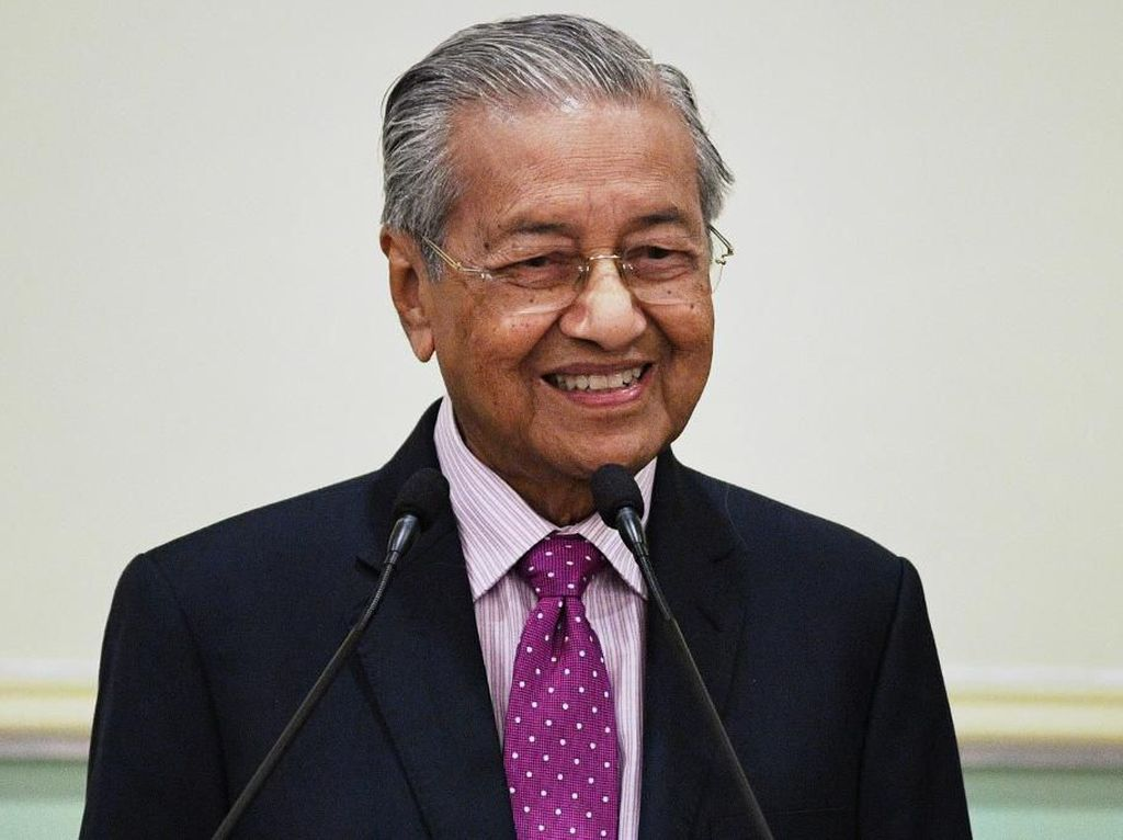 Geger Seorang WNI Ditangkap terkait Rencana Bunuh Mahathir Mohamad