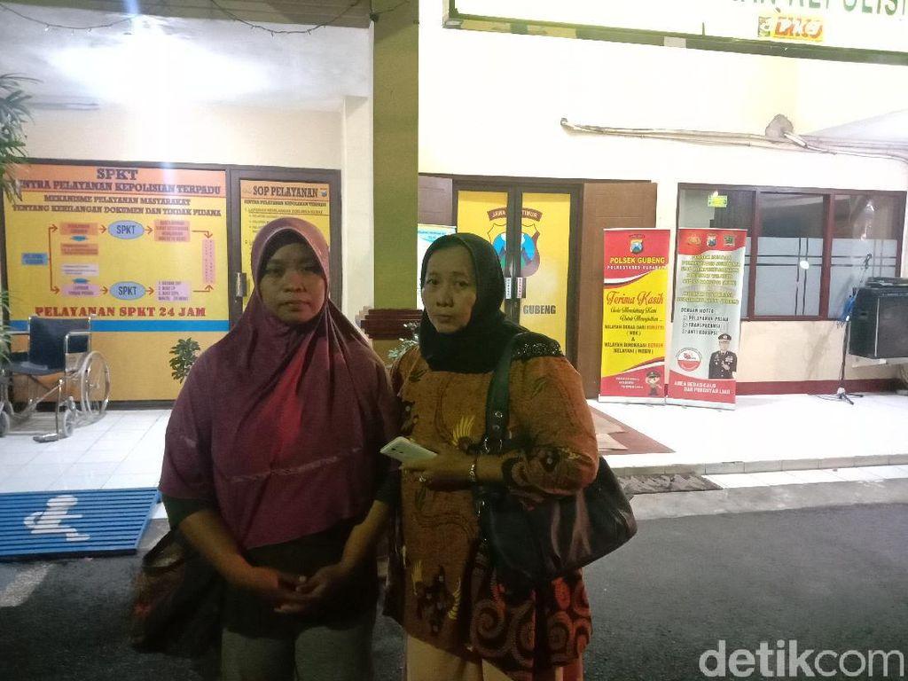 Pria di Surabaya Bakar Rumah Mantan Istri Karena Kecewa Telah Cerai