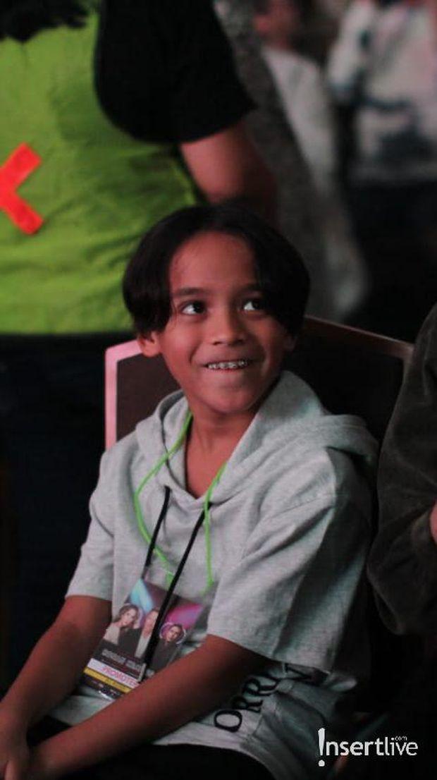 Gantikan Almarhum Papa, Noah Sinclair Hadir Kuatkan BCL Saat Konser