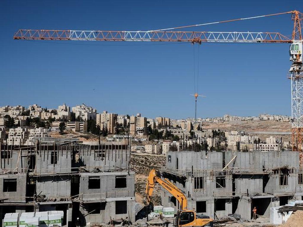 Israel Setujui Permukiman Baru di Hari Terakhir Pemerintahan Trump
