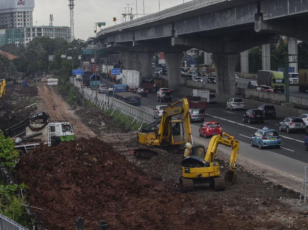 Rincian Lokasi Proyek Kereta Cepat yang Bikin Banjir