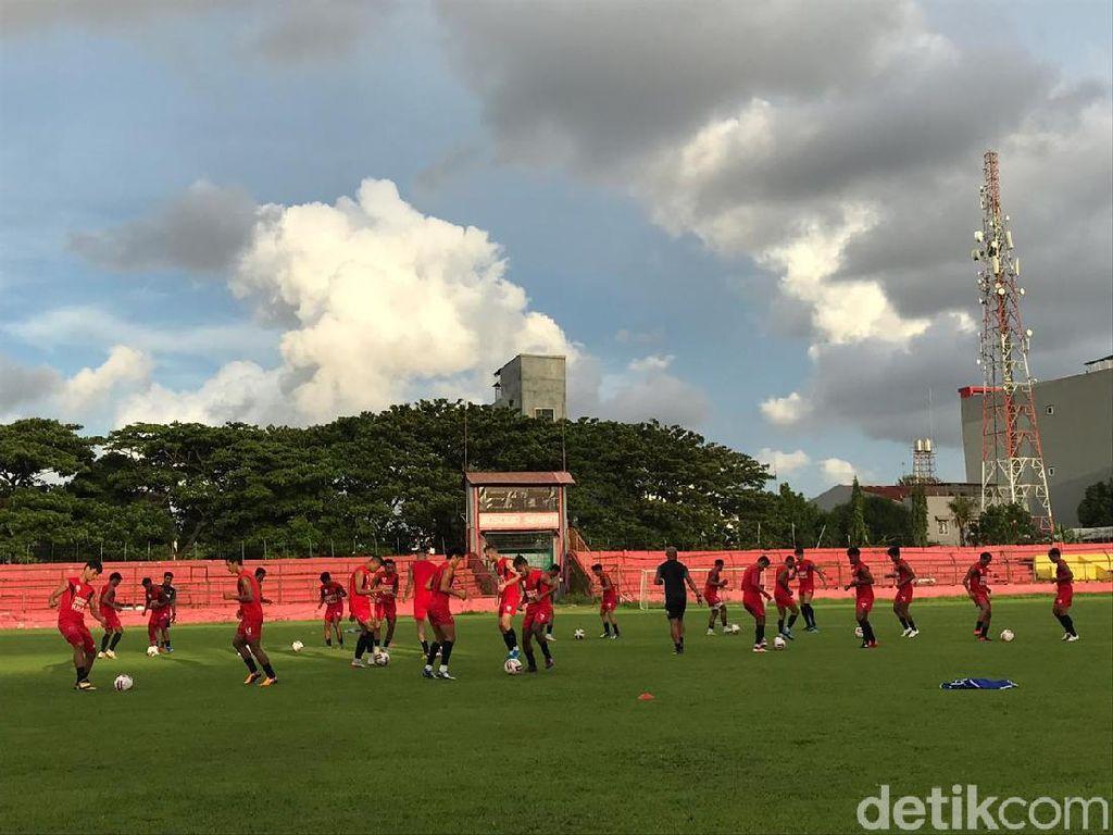 Lupakan Hasil Imbang di Piala AFC, PSM Alihkan Fokus ke Barito Putera