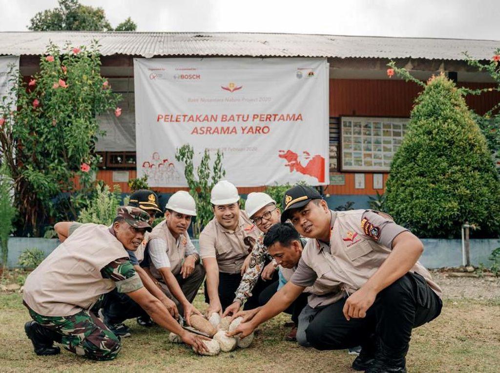 Dukungan untuk Pendidikan Anak-anak Pedalaman Papua