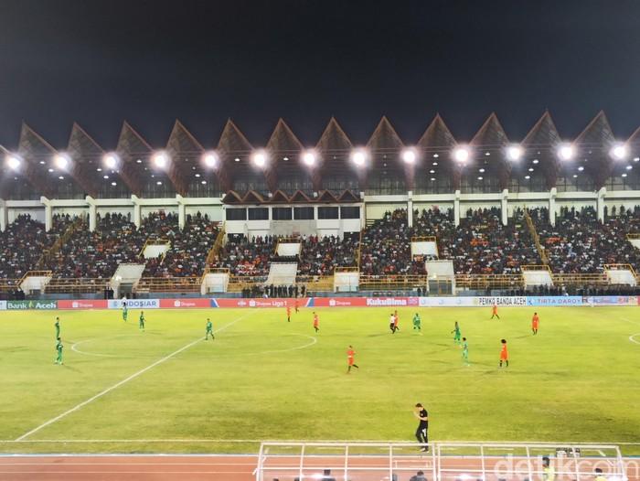 Persiraja Vs Bhayangkara FC di Shopee Liga 1 2020, Sabtu (29/2)