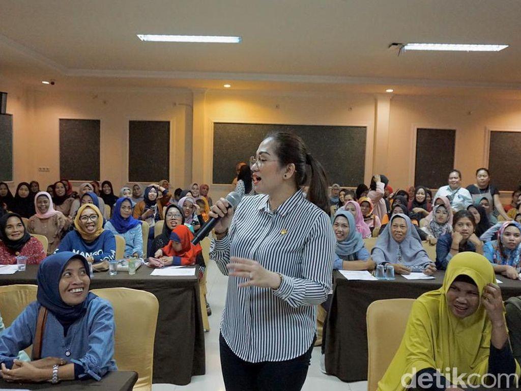 Anggota DPRD Sulsel Kritik Minimnya Ruang Laktasi di Area Publik