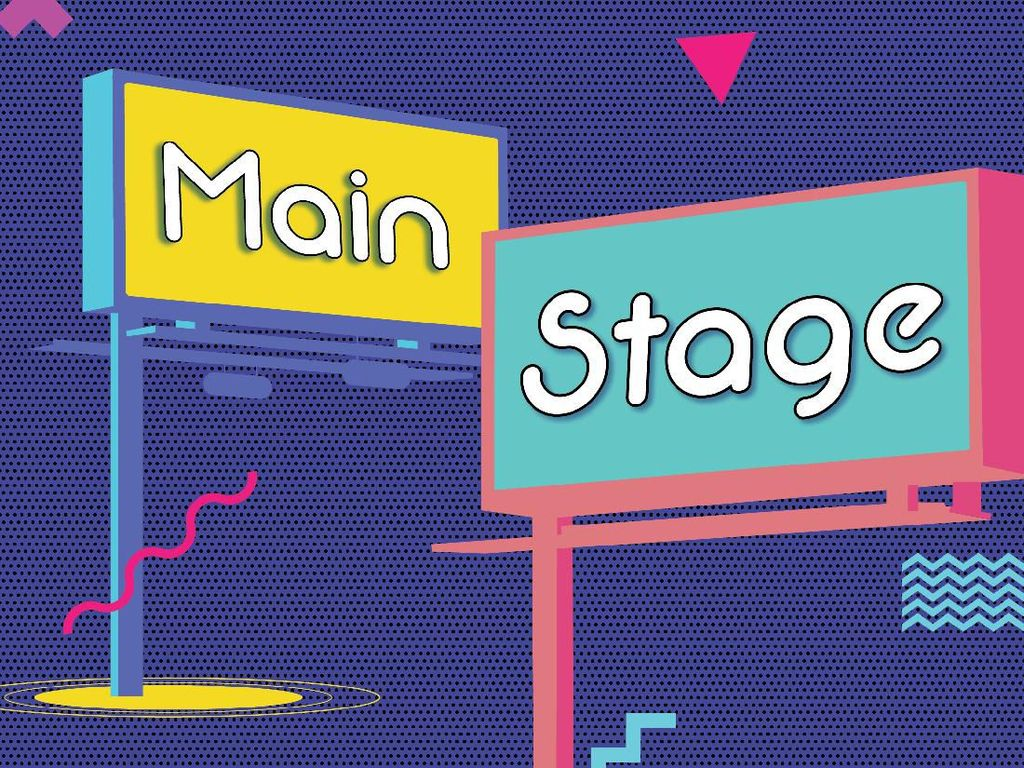 Podcast Main Stage!: Drama Kepulangan Stephanie Poetri