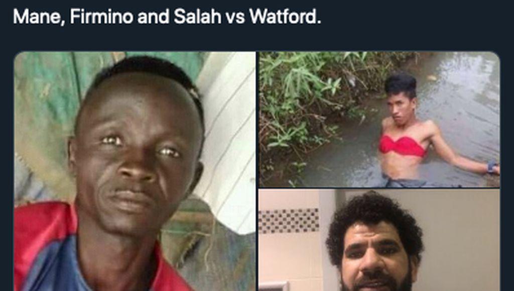 Liverpool Digasak Watford, Diserbu Meme